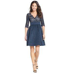 Eliza J- Navy Dress Size 2